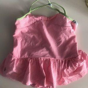 Ralph Lauren Polo Baby Girl Swimsuit 18 Months